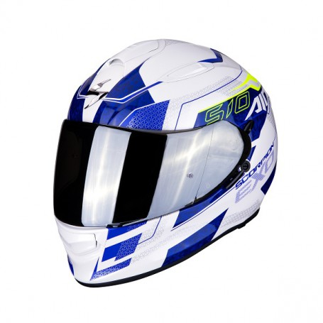 casco-scorpion-exo-510-air-galva-blanco-con-azul
